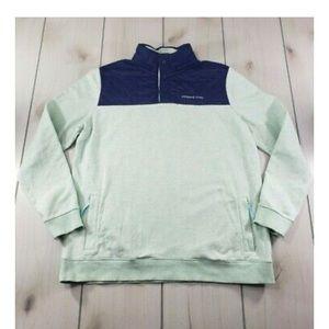Vineyard Vine Quilted Shep Pullover Sweatshirt